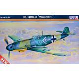 Истребитель Bf-109G-2 'Trautloft' 1:72
