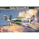 Истребитель Hawker Hurricane Mk.II 1:72