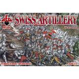 Швейцарская артиллерия 16 век 1:72