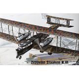 Немецкий бомбардировщик Zeppelin Staaken R.VI 1:72