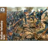 Итальянская пехота, Первая мировая война 1:72