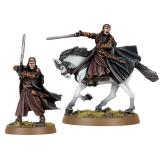 ELROND FOOT & MOUNTED