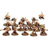 TAU FIRE WARRIORS TEAMS