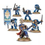 SPACE MARINE COMPANY COMMAND