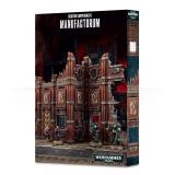 SECTOR IMPERIALIS: MANUFACTORUM