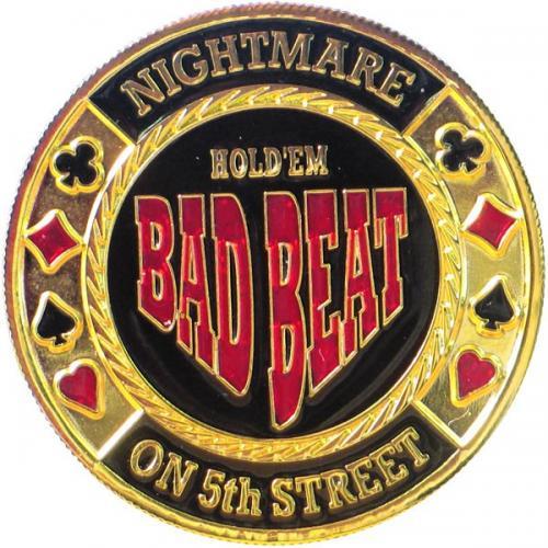 Хранитель карт (Card-Guard) Bad Beat (арт 9463)