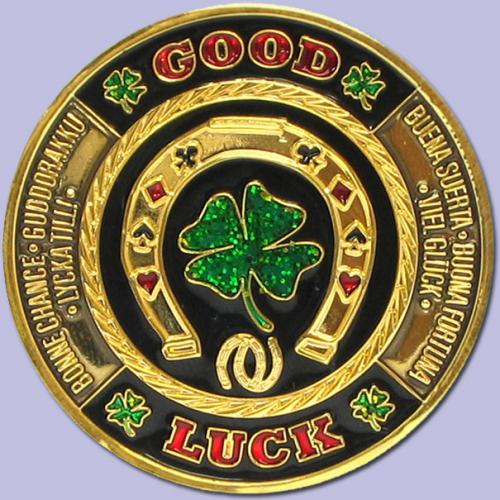 Хранитель карт (Card-Guard) Good Luck (арт 1981)