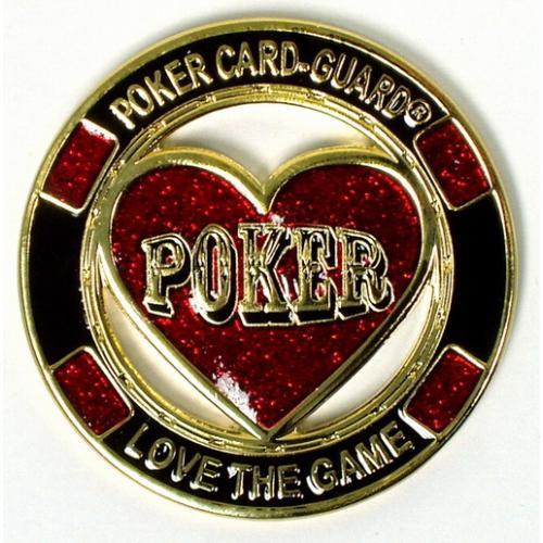 Хранитель карт (Card-Guard) Love The Game (gold) арт 9799