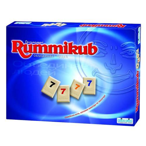 Rummikub (рус. оригинальная версия) CBGames (01234067-02)