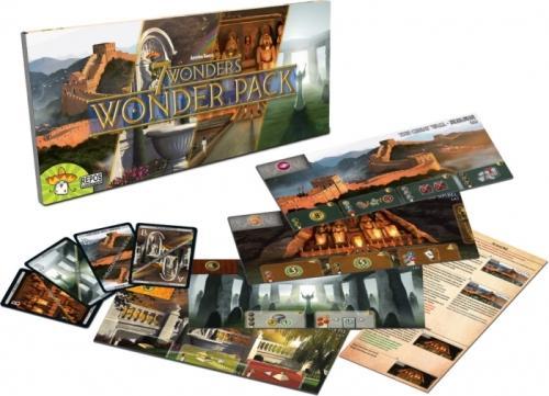 7 Wonders: Wonder Pack (7 Чудес: набор чудес)