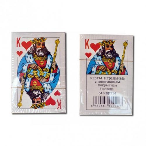 Карты игральные Король 54шт/колоде
