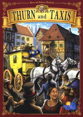 Thurn and Taxis (Турн и Таксис: Королевская Почта)
