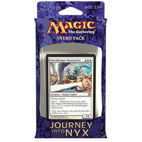 MTG: Journey into Nyx Intro Pack - Mortals of Myth