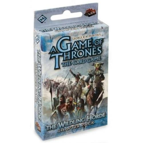 A Game of Thrones LCG: The Wilding Horde Chapter Pack