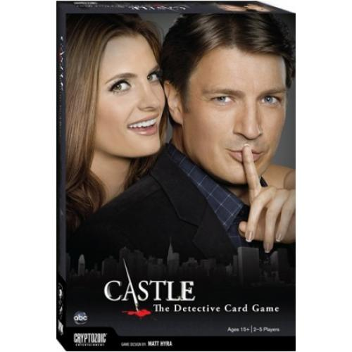 Castle: The Detective Card Game