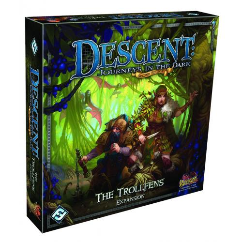 Descent: Journeys in the Dark (2nd Edition) The Trollfens