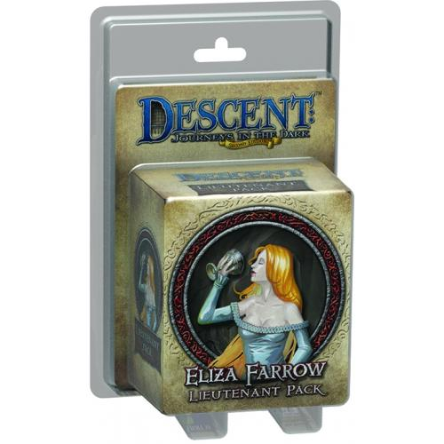 Descent: Lieutenant Pack - Eliza Farrow