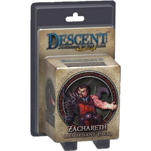 Descent: Lieutenant Pack - Zachareth