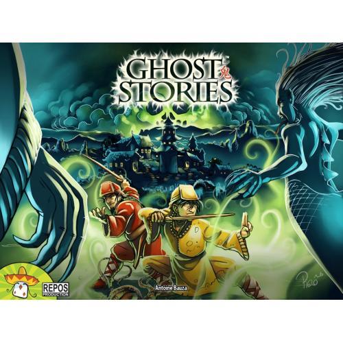 Ghost Stories (Истории с призраками)