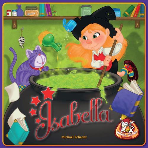 Котёл Изабеллы (Isabella)