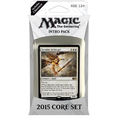 MTG: 2015 Core Set Intro Pack - Price Of Glory