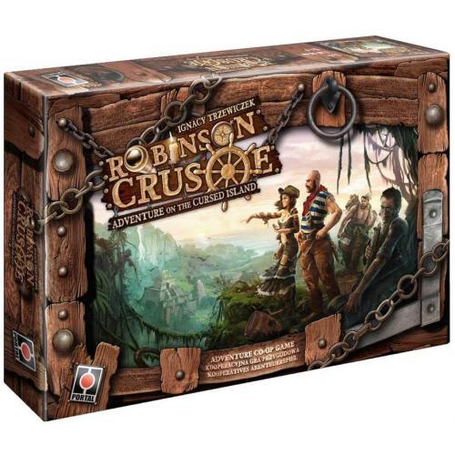 Robinson Crusoe: Adventure on Cursed Island