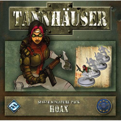 Tannhauser: Hoax Figure