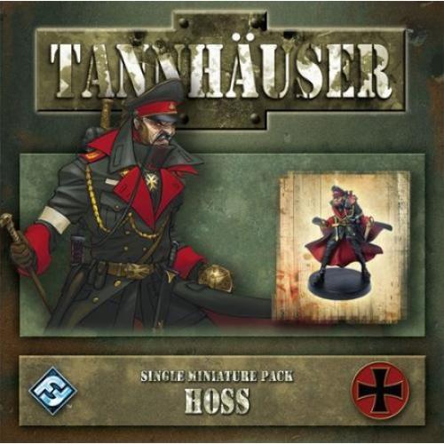 Tannhauser: Hoss Harbinger Figure