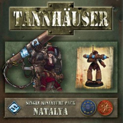 Tannhauser: Natalya Figure