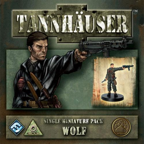 Tannhauser: Wolf Figure