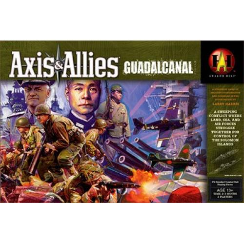 Axis&Allies: Guidalcanal
