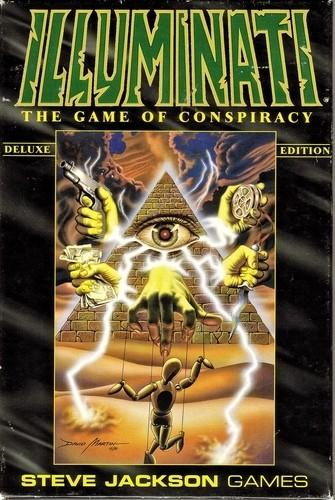Illuminati Deluxe Edition (Иллюминаты Делюкс)