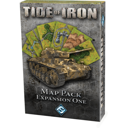 Tide of Iron: Map Upgrade Pack One