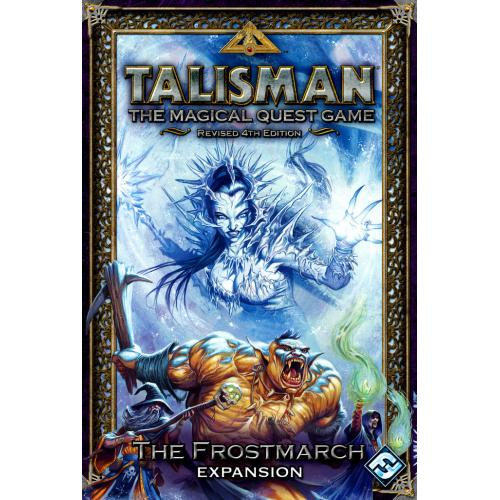Talisman Revised 4th Edition: Frostmarch Expansion