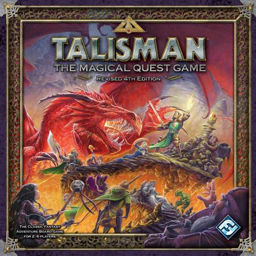 Talisman Revised 4th Edition (Талисман)