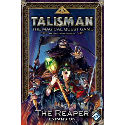 Talisman. The Reaper Expansion