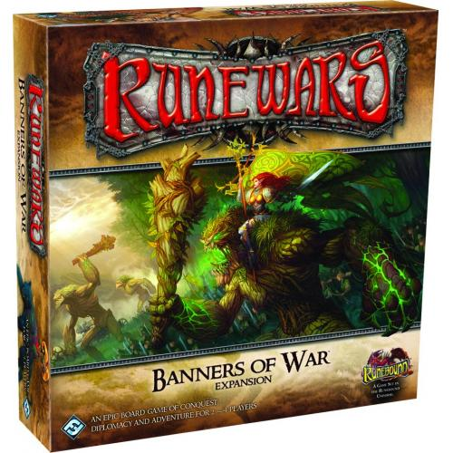 Runewars: Banners of War Expansion (Дополнение)