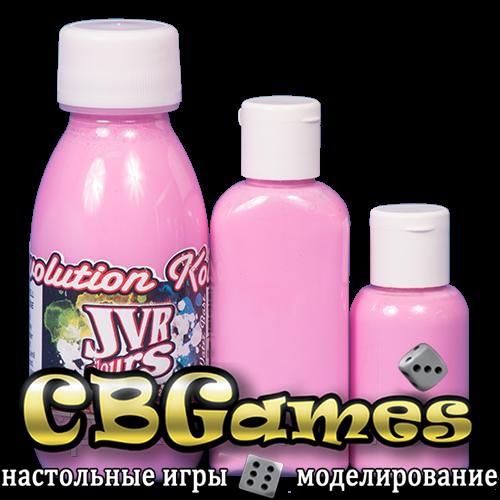 JVR Revolution Kolor, opaque pink #127,30ml