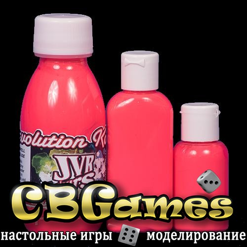 JVR Revolution Kolor, magenta FLUO #403,30ml