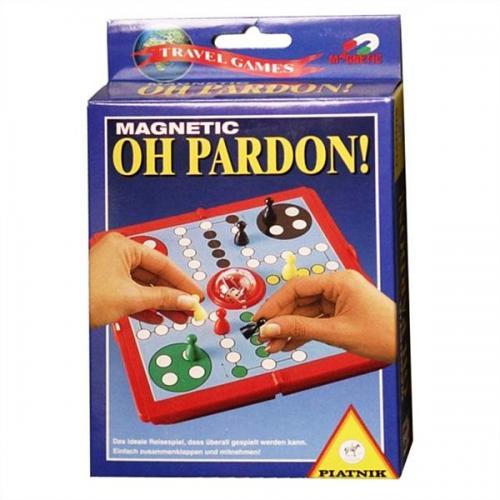 Oh Pardon (Кто быстрее)