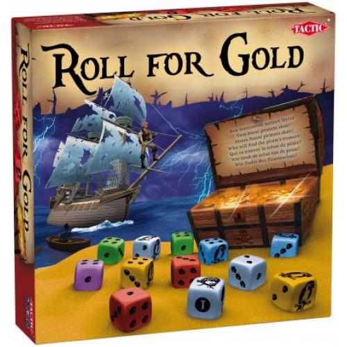 Гонка за золотом (Roll for Gold)