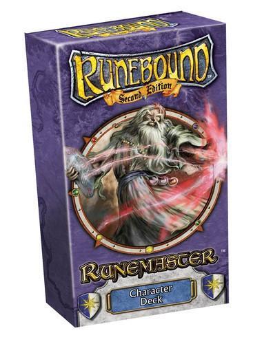 Runebound: Runemaster Character Deck (Дополнение)