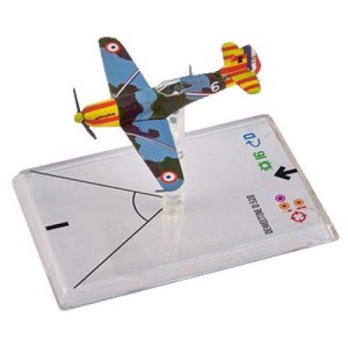 Wings of War WWII: Dewoitine D520 Le Gloan