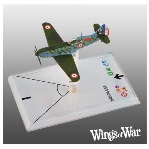 Wings of War WWII: Dewoitine D520 Thollon