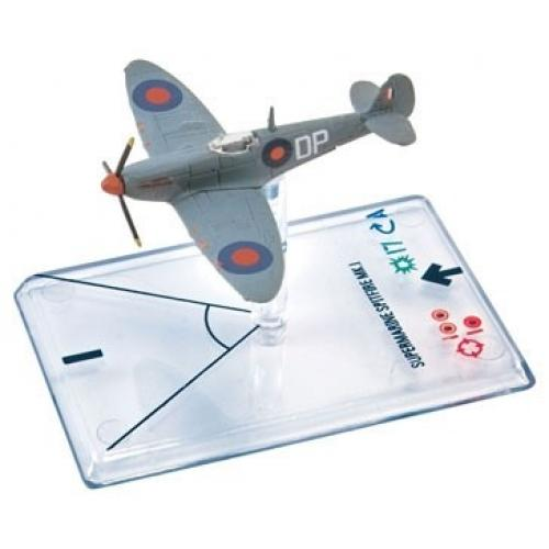 Wings of War WWII: Supermarine Spitfire Mk. I Le Mesurier (RAF)