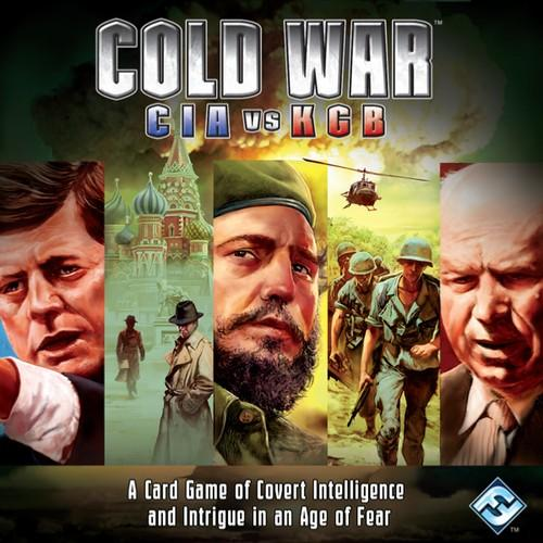 Cold War: CIA vs. KGB (Холодная война: ЦРУ против КГБ)