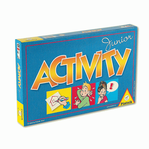 Активити для детей (Activity Junior) новая версия