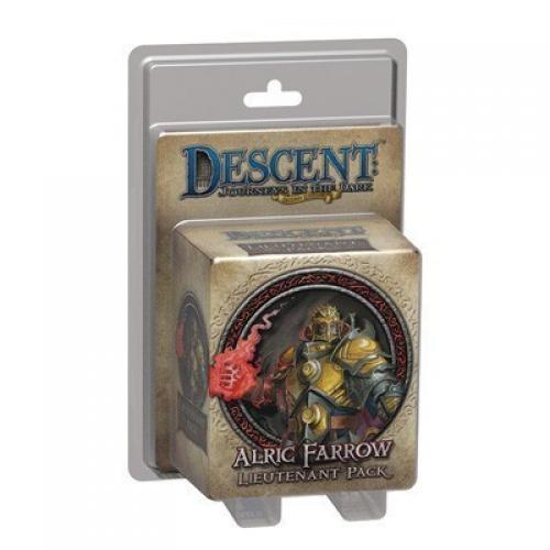 Descent: Lieutenant Pack - Alric Farrow