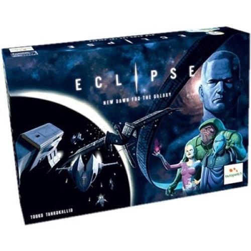 Eclipse New Dawn for the Galaxy (Эклипс возрождение галактики)