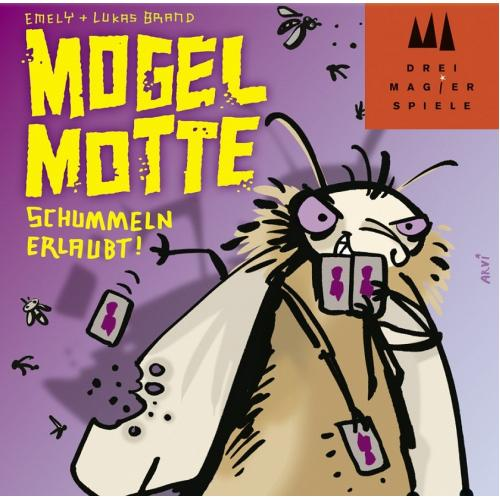 Mogel Motte (Мотылек Читерок)